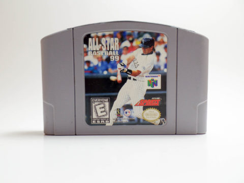 All-Star Baseball 99 (Nintendo 64)