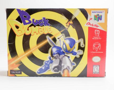 Buck Bumble – Box (Nintendo 64)
