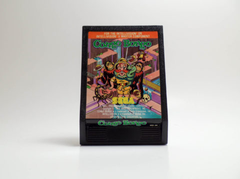 Congo Bongo (Intellivision)