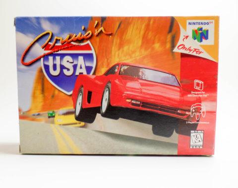 Cruisn USA – Box (Nintendo 64)