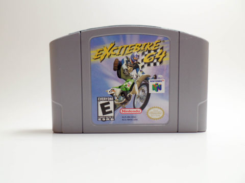 Excitebike 64 (Nintendo 64)