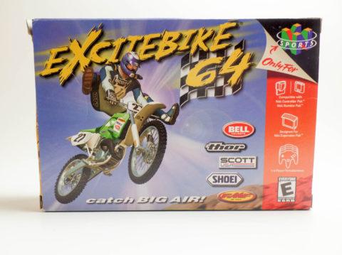Excitebike 64 – Box (Nintendo 64)