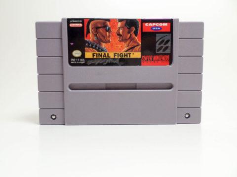 Final Fight (Super Nintendo)