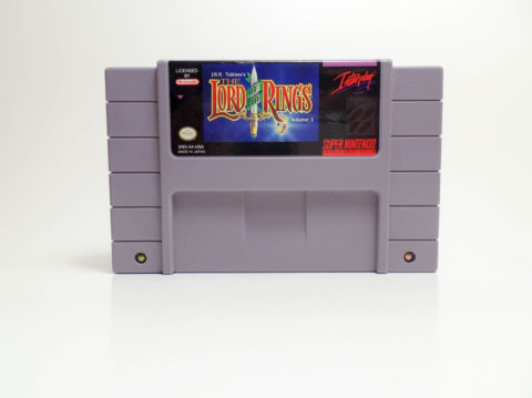 Lord of the Rings – Volume One (Super Nintendo)