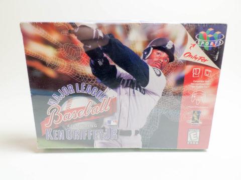 Major League Baseball – Sealed (Nintendo 64)
