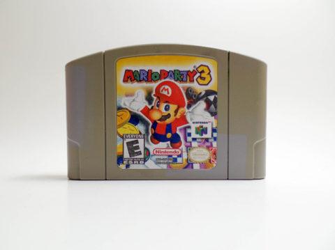Mario Party 3 (Nintendo 64)