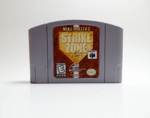 Mike Piazzas Strike Zone (Nintendo 64)