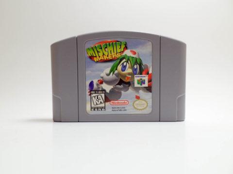 Mischief Makers (Nintendo 64)