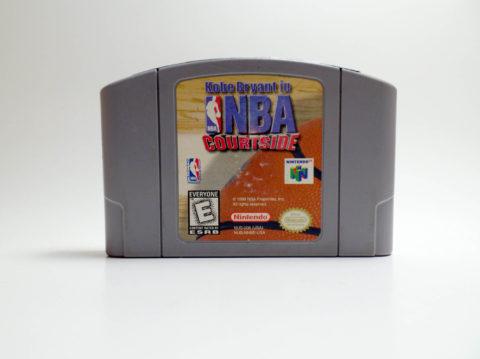 NBA Courtside (Nintendo 64)