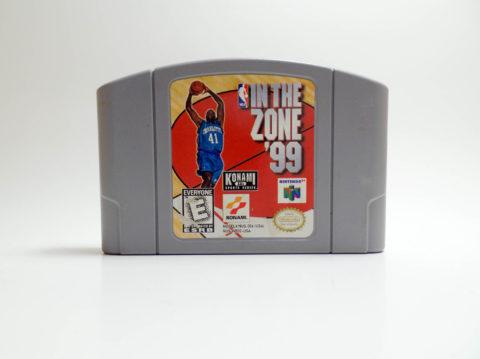 NBA In The Zone 99 (Nintendo 64)