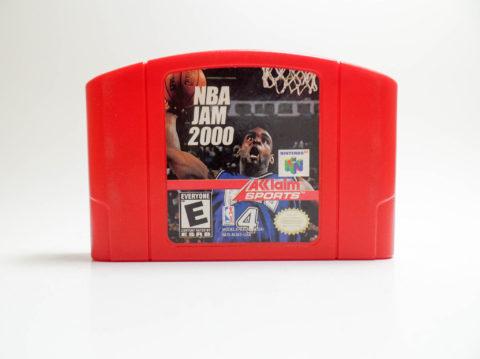 NBA Jam 2000 (Nintendo 64)