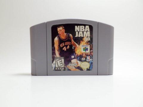 NBA Jam 99 (Nintendo 64)