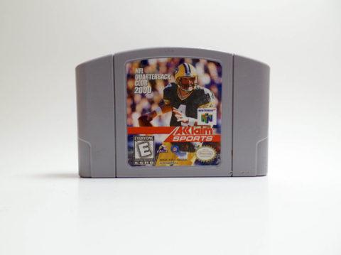 NFL Quarterback Club 2000 (Nintendo 64)