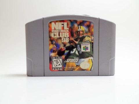 NFL Quarterback Club 98 (Nintendo 64)