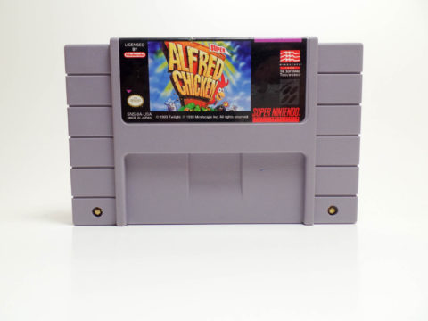 Alfred Chicken (Super Nintendo)