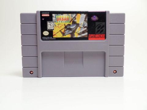Urban Strike (Super Nintendo)