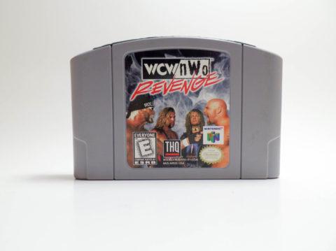 WCW vs NWO Revenge (Nintendo 64)