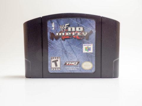 WF No Mercy (Nintendo 64)