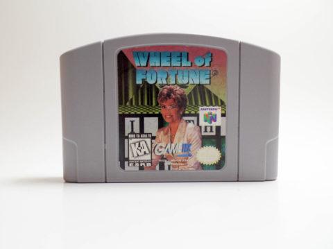 Wheel of Fortune (Nintendo 64)
