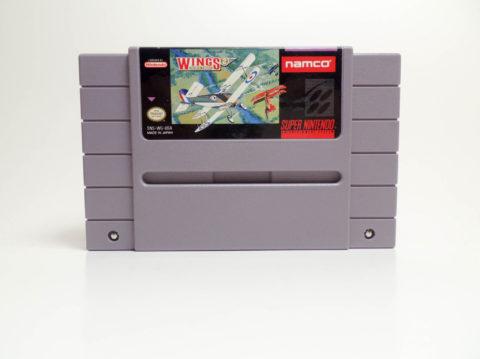 Wings 2: Aces High (Super Nintendo)