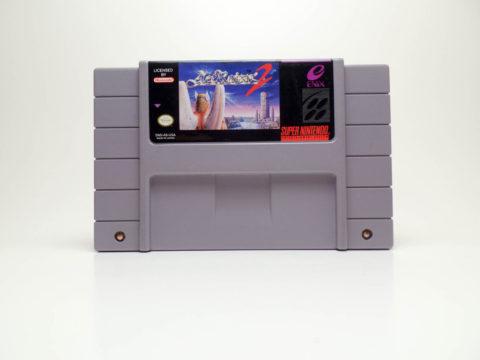Actraiser 2 (Super Nintendo)