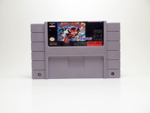 Aero the Acrobat 2 (Super Nintendo)