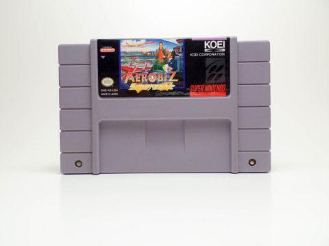Aerobiz Supersonic (Super Nintendo)