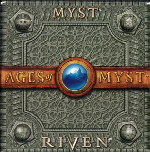 Ages of Myst (Cover)