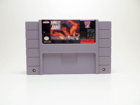 Barkley Shut up and Jam! (Super Nintendo)