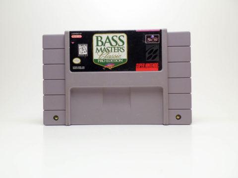 Bass Masters Classic: Pro Edition (Super Nintendo)