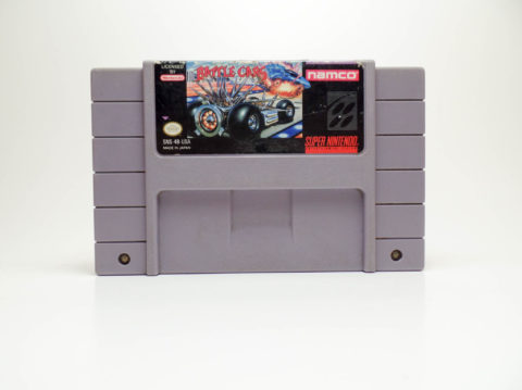 Battle Cars (Super Nintendo)