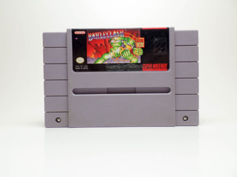 Battleclash (Super Nintendo)