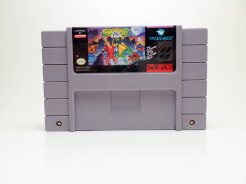 Battletoads & Double Dragon (Super Nintendo)