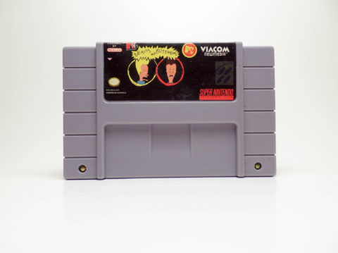 Beavis and Butthead (Super Nintendo)