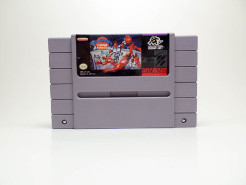 Bill Laimbeers Combat Basketball (Super Nintendo)