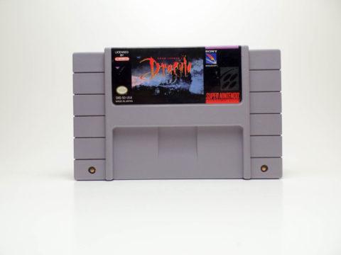 Bram Stokers Dracula (Super Nintendo)