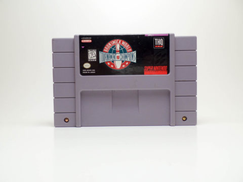 Brunswick World Tournament Champions (Super Nintendo)