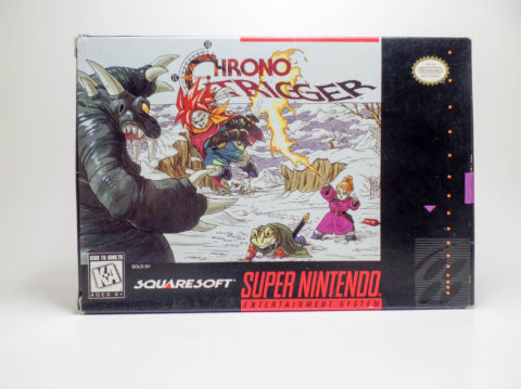 Chrono Trigger – Box (Super Nintendo)