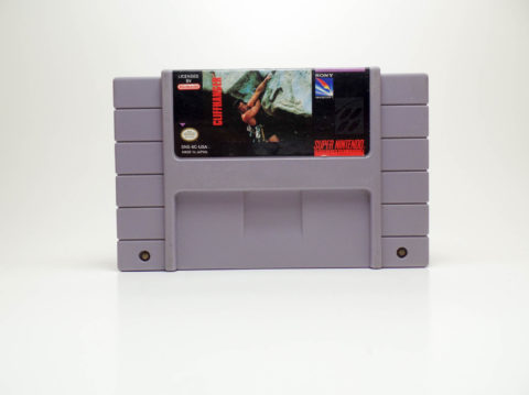 Cliffhanger (Super Nintendo)