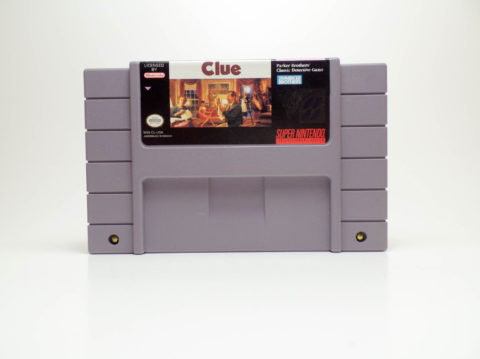 Clue (Super Nintendo)