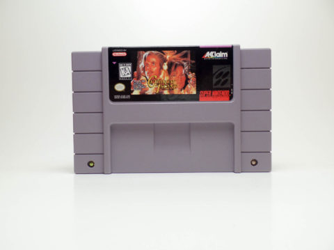 Cutthroat Island (Super Nintendo)