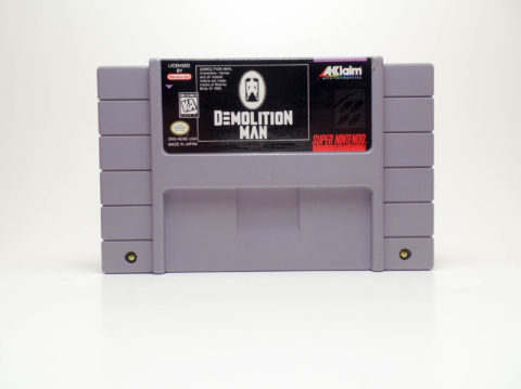 Demolition Man (Super Nintendo)