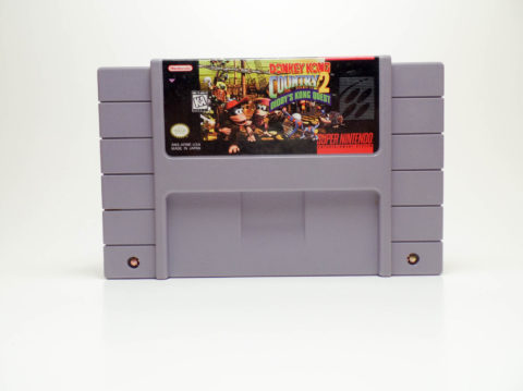 DKC 2: Diddy's Kong Quest (Super Nintendo)