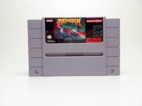 Drakkhen (Super Nintendo)
