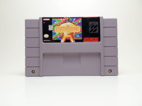 Earthbound (Super Nintendo)