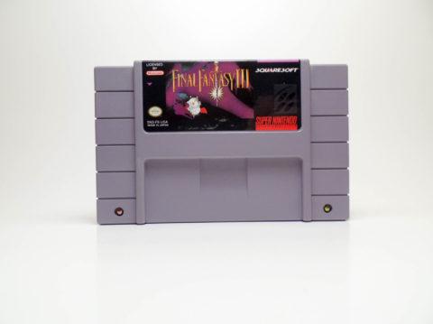 Final Fantasy III (Super Nintendo)