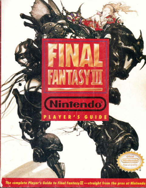 Final Fantasy III – Players Guide
