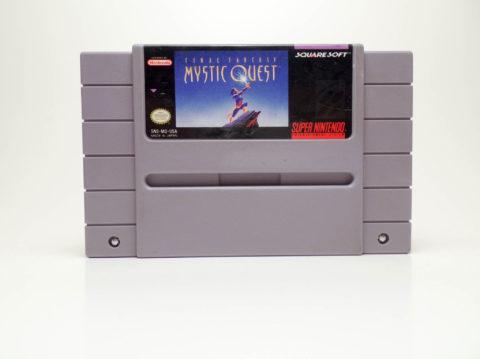 Final Fantasy: Mystic Quest (Super Nintendo)
