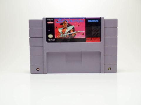 First Samurai (Super Nintendo)