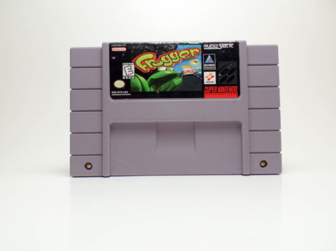 Frogger (Super Nintendo)